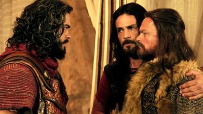 Josué sospecha que Acán es el traidor de los hebreos