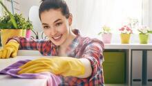 Errores de limpieza que debes evitar esta primavera