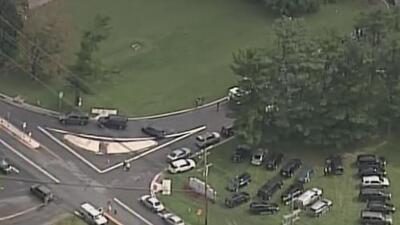Detalles del tiroteo en Maryland, en el que una mujer mató a tres personas antes de suicidarse