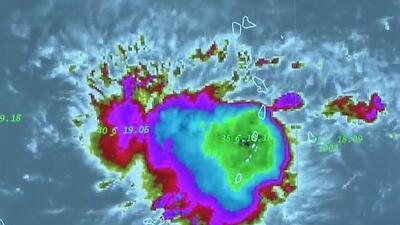 ¿Puerto Rico debería preocuparse por la tormenta tropical Harvey?