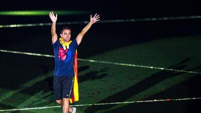 Xavi Hernández se despedirá de las canchas para dar paso a los banquillos