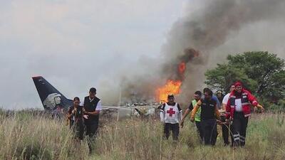 Lo que se sabe hasta ahora del accidente de avión de Aeroméxico