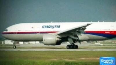Estudian a fondo cada rincón del avión de Malaysia Airlines desaparecido