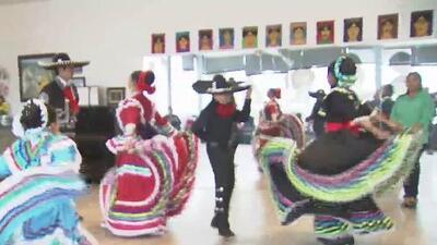 El 'Ballet Folklórico La Morenita', la agrupación que busca mantener viva y difundir la cultura mexicana