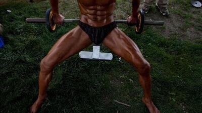 ¿Por qué Ino Gómez está tan molesto con los hombres que levantan pesas?