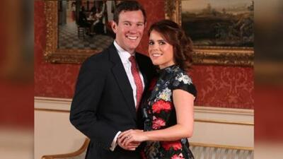 Hay fiebre de bodas en Buckingham: la prima del príncipe Harry también se casa este año