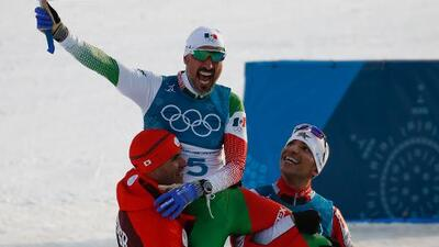 Germán Madrazo, el héroe mexicano en Pyeongchang volvió tras su participación en JJOO