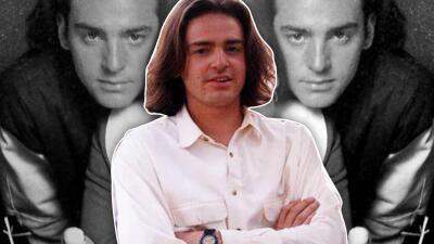 Hoy Gerardo Hemmer cumpliría 48 años, así fue su fugaz carrera en la televisión y trágica muerte