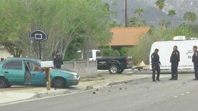 Misterio tras un asesinato múltiple en Palm Springs