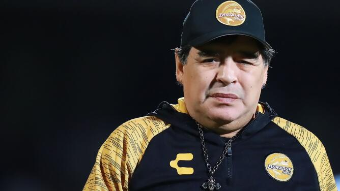 """""""Se entregó al equipo, a los jugadores, a la ciudad"""": las anécdotas de un entrenador de fútbol mexicano con Maradona"""