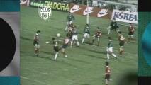 Memorable: a 24 años del primer gol del 'Conejo' con México a Corea del Sur