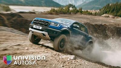 Ford Ranger Raptor 2019, más imágenes y detalles