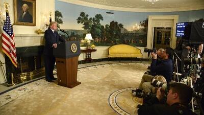 ¿Cuál es el mensaje de EEUU con el ataque contra centros de almacenamiento de armas químicas en Siria?