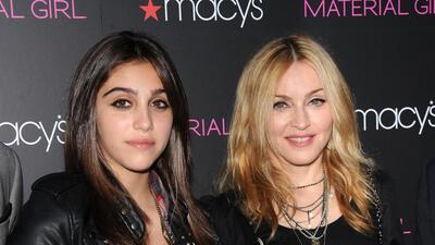 La hija de Madonna aparece en la fiesta de un sitio porno en Nueva York