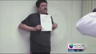 """Se declara culpable en Chicago lugarteniente de Joaquín """"El Chapo"""" Guzmán"""