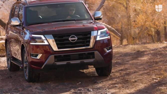 Nissan Armada 2021: la SUV más grande de la familia se actualiza