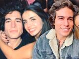 Danilo Carrera y Michelle Renaud aparecen de la mano y comparten tierno beso, ¿volvieron?