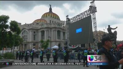 Gran homenaje a Juan Gabriel en Bellas Artes