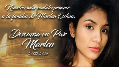 Familia de joven asesinada, Marlen Ochoa Urióstegui, recauda fondos