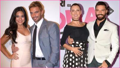 Julián Gil ha tenido guapas mujeres (y un hombre) en su historial amoroso de telenovela