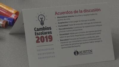 Lo último en los planes para transformar el distrito escolar de Austin
