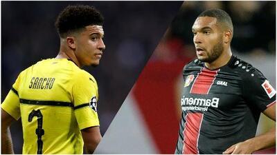 Borussia Dortmund vs. Leverkusen: dos caídos que buscan renacer en la Bundesliga