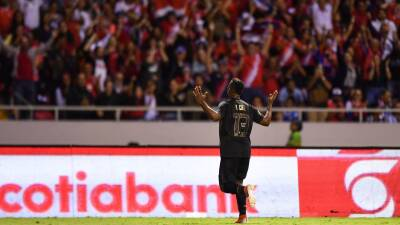 En fotos: Costa Rica hace gozar a su público en la Copa Oro goleando a Nicaragua