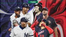 Juegos del Opening Day en las Grandes Ligas