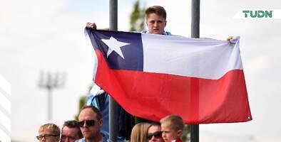 Se suspende la liga en Chile ante falta de garantías de seguridad