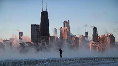Muertos, accidentes y afectados por hipotermia: el saldo del vórtice polar que congela gran parte de EEUU