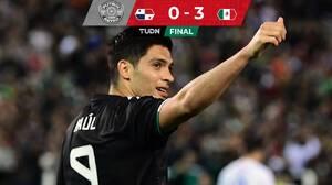 Futbol retro | México goleó a Panamá en la noche de Raúl