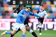 'Chucky' Lozano provoca penal y Napoli gana de último minuto