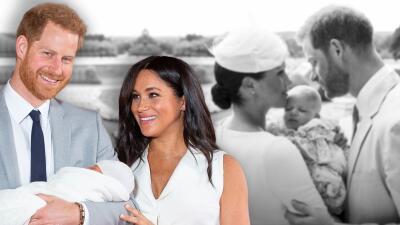 Periodista revela quién es una de las madrinas del bebé de Meghan Markle y el príncipe Harry