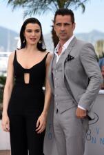 Colin Farrell y Rachel Weisz encienden Cannes