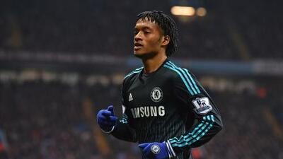 El colombiano Juan Guillermo Cuadrado ya debutó con el Chelsea en la Premier League