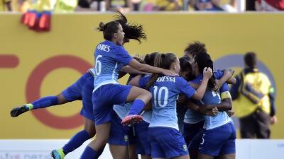 Brasil se cuelga el oro femenil en los Juegos Panamericanos
