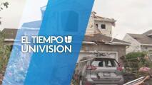 ¿Tu casa sufrió daños por el paso del tornado? Sigue estos consejos para hacer el reclamo a tu compañía de seguros