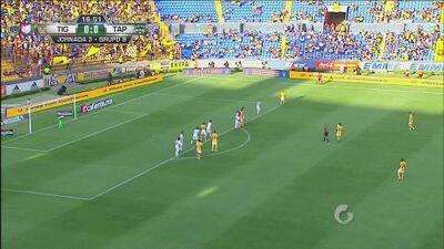 Avisó Tigres: Juninho 'le quema' las manos a Carlos López
