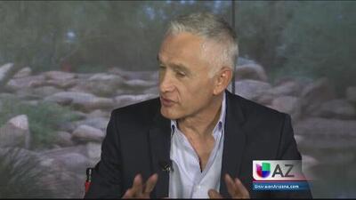 Entrevista a Jorge Ramos: Primera Parte