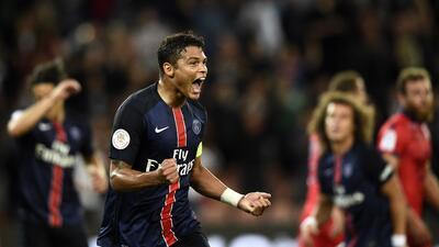 El Paris Saint-Germain se sitúa líder a costa del Ajaccio