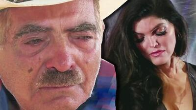 El padre de Ana Bárbara rompe en llanto al hablar del gran dolor que siente por la separación con su hija