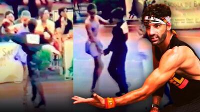 Toni Costa rescata sus inicios en el baile gracias a una tía