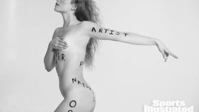 ¿Qué palabra te define? Sports Illustrated pide a modelos que desnuden su personalidad