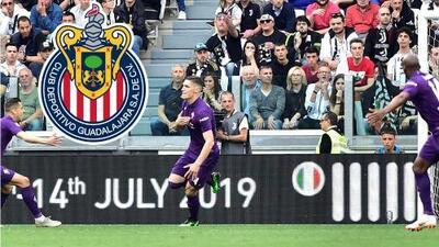 No será la Loba, sino la Fiore: Chivas versus Fiorentina en International Champions Cup
