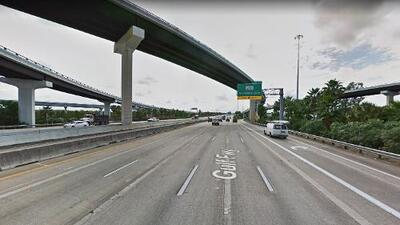 Anuncian cierres en un tramo de la autopista I-45 sur durante el fin de semana