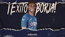 Primera baja de Cruz Azul: Jonathan Borja