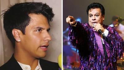 Luis Alberto Aguilera siente mucha responsabilidad musical al ser hijo de Juan Gabriel