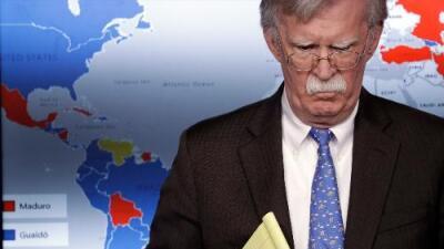 """Tras la salida de Bolton de la Casa Blanca, ¿qué pasará con la llamada """"troika de la tiranía"""" en América Latina?"""