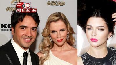 SYP Al Instante: Luis Fonsi se casa y Kendall Jenner le hace la competencia a Miley Cyrus