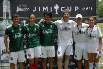 La segunda edición de la 'Jimi Cup'
